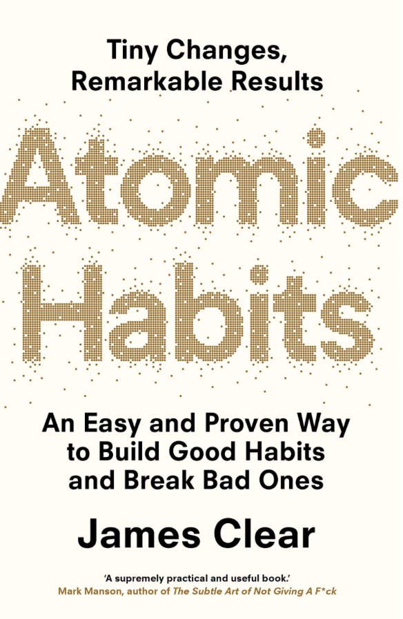 Flawed & Faithful Blog -- Eyes on Him Book Club: Atomic Habits by James Clear