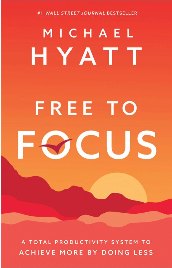 Flawed & Faithful Blog -- Eyes on Him Book Club: Free to Focus by Michael Hyatt