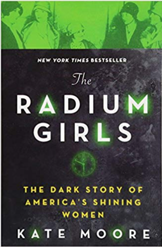 Flawed & Faithful Blog -- Eyes on Him Book Club: The Radium Girls by Kate Moore